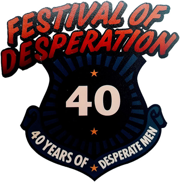 Festival of Desperation logo